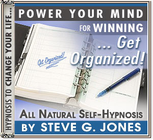 Get Organized With Hypnosis